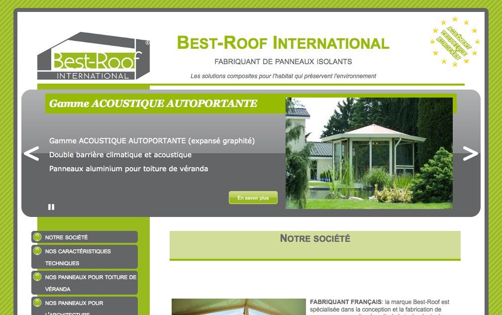 Best-Roof International  : fabriquant de panneaux isolants à Avignon dans le Vaucluse (84)