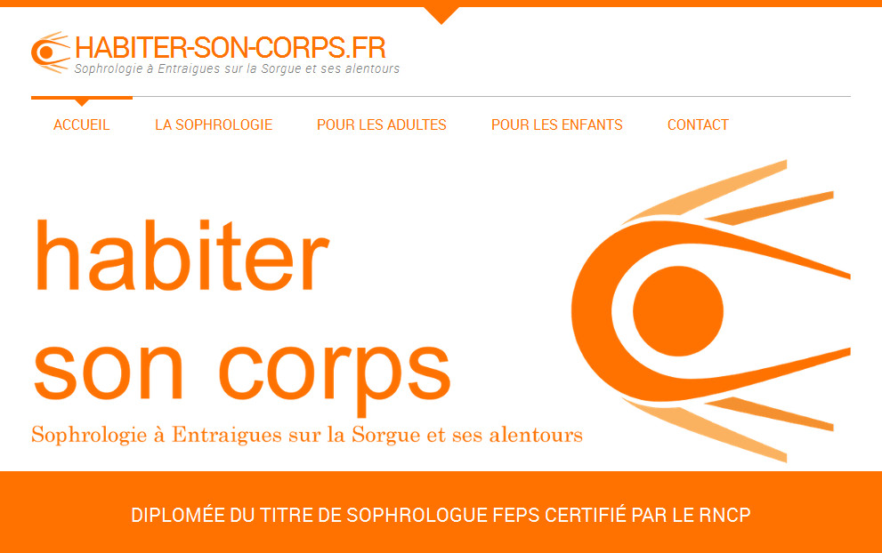 Habiter son Corps : sophrologue à Entraigues sur la Sorgue dans le Vaucluse (84)